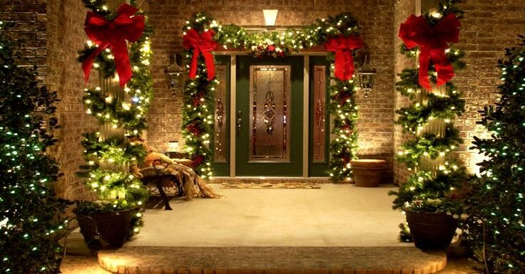 indoor and outside country christmas decor - Christmas Decorations Indoor