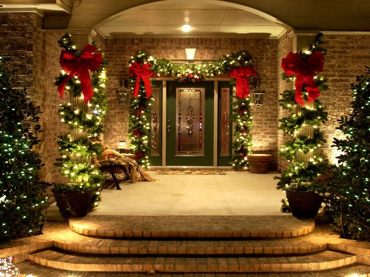 indoor and outside country christmas decor well rounded home