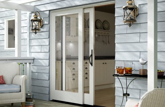 The Right Patio Doors Lend a Lot of Ambiance to Your Entire Home