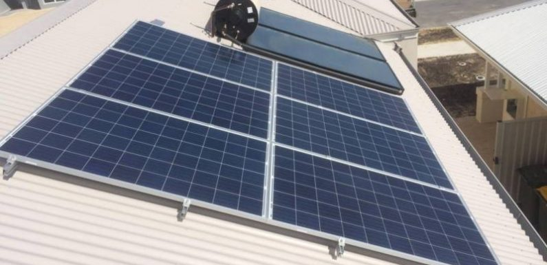 Get High-Quality Roof, Gutter, and Solar Panel Cleaning Services in Perth