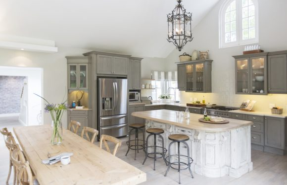 Renovating Your Kitchen Area