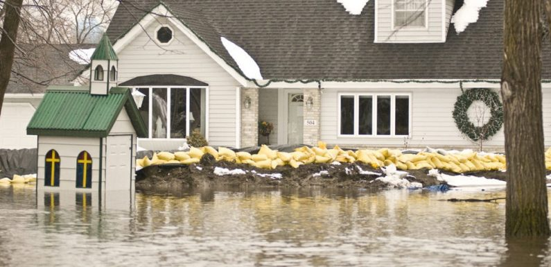 Be Sure you Assess your Home After Flood to Check for Damages