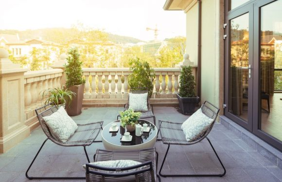 Furniture for your balcony, that you can't live without