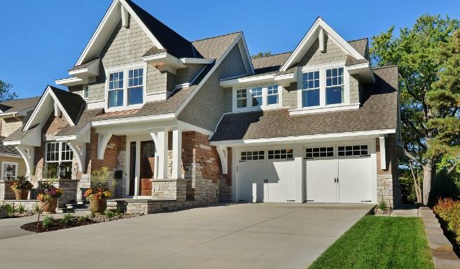 Which are the considerable reasons for decorative and prestige home designs?