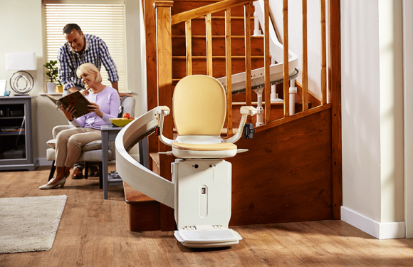 Getting the Stairlift for All of the Curves of a Home